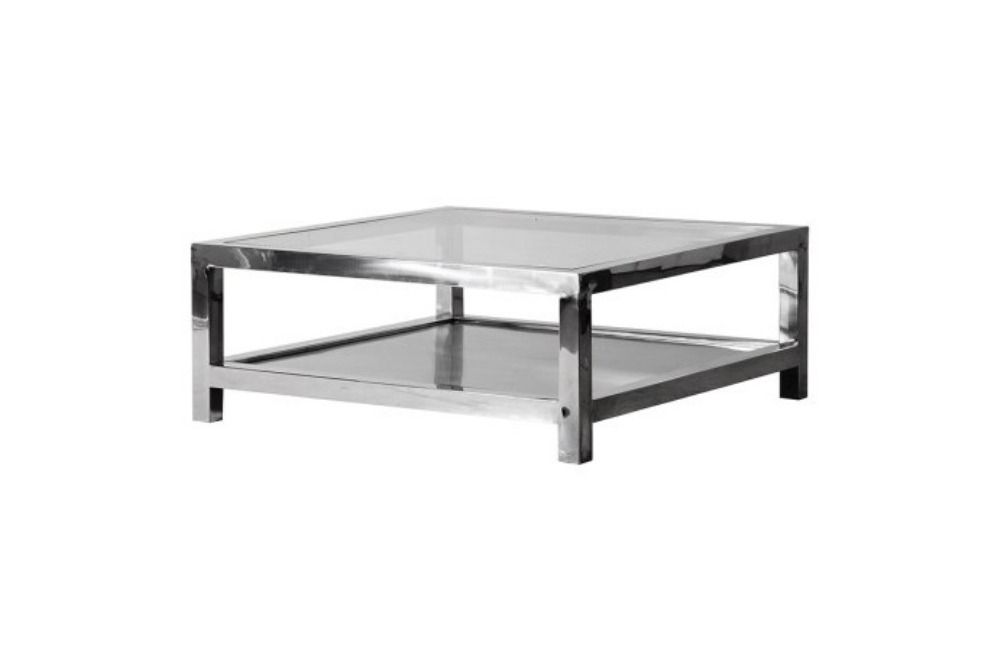 Terano Coffee Table with Shelf