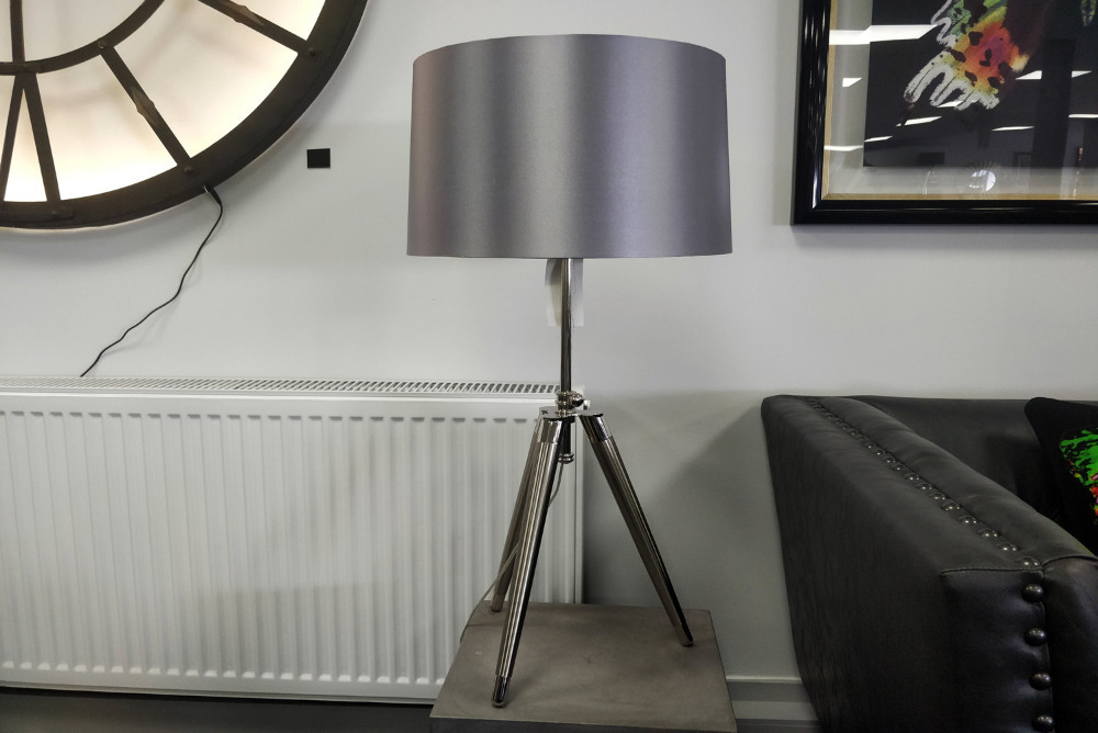 Three Legged Table Lamp