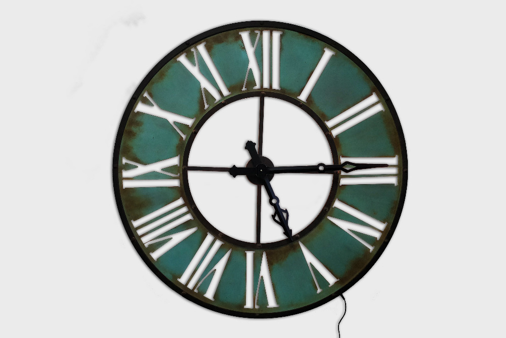 Extra Large Westminister Wallclock