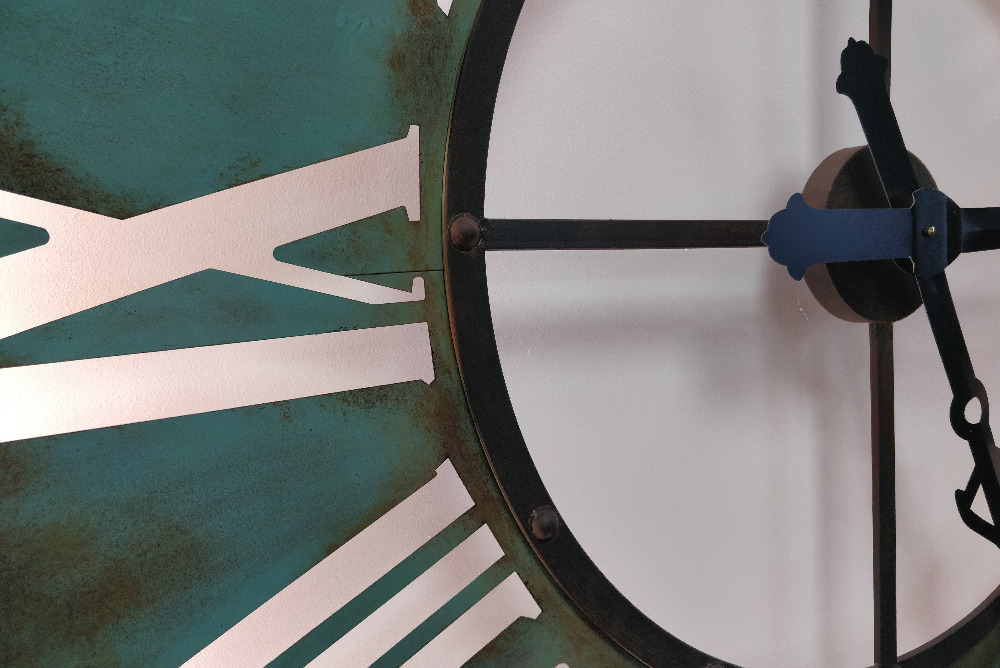 Inspired Floors clocks - Extra Large Westminister Wallclock