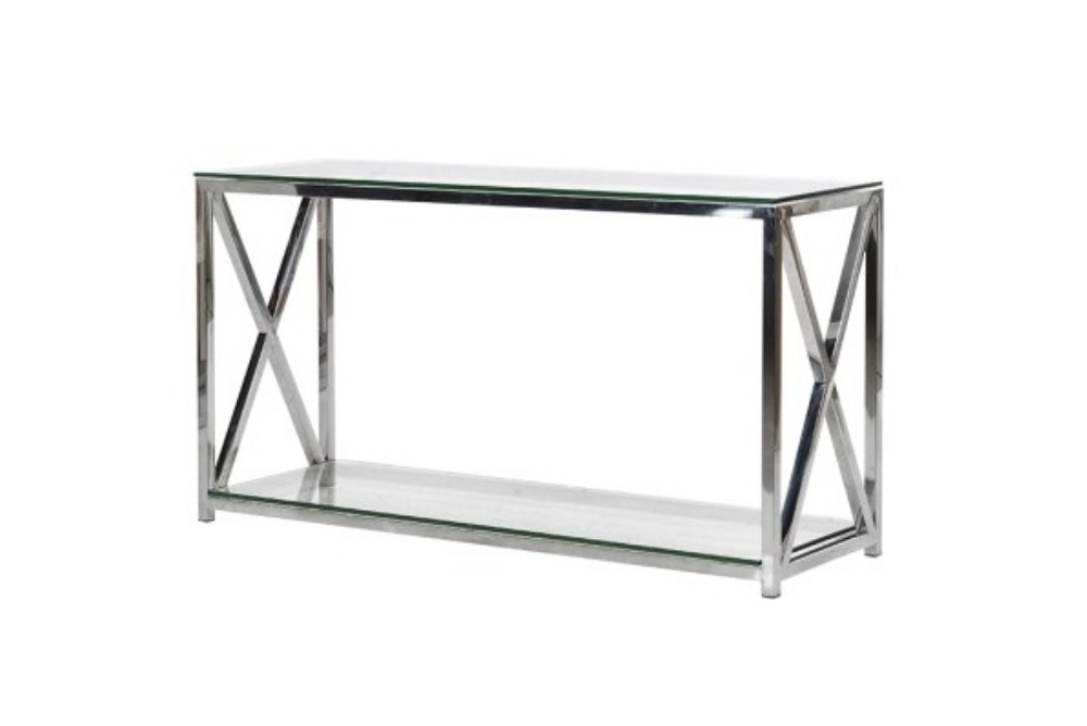 Terano X Ends Console Table