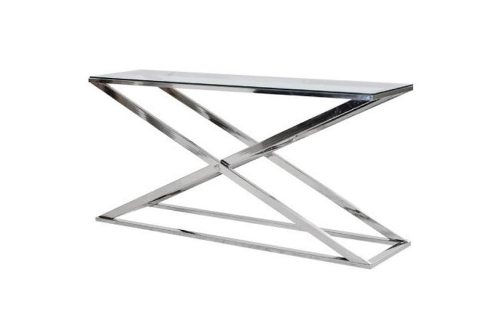 Terano X-Frame Console Table