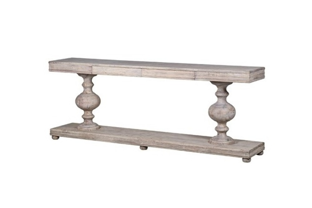 Imperial Wood Console Table