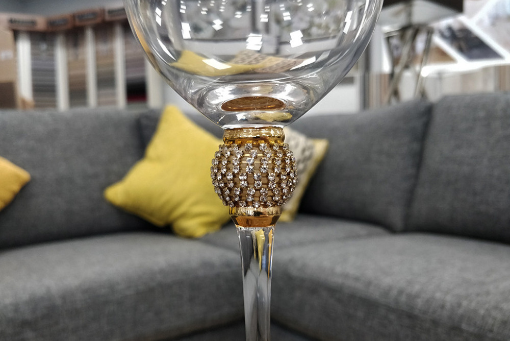 Inspired Floors accessories - Wine Glass