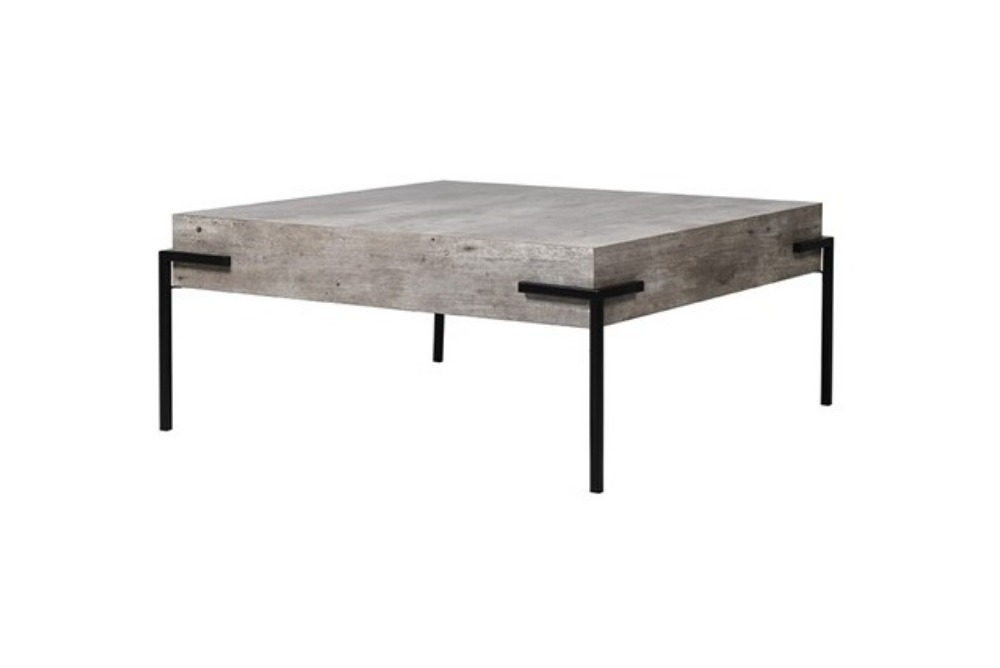 Modern Concrete Look Coffee Table