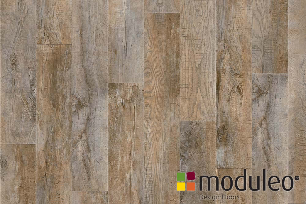 Inspired Floors flooring - Country Oak