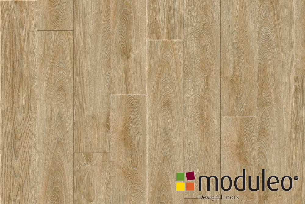 Inspired Floors flooring - Midland Oak