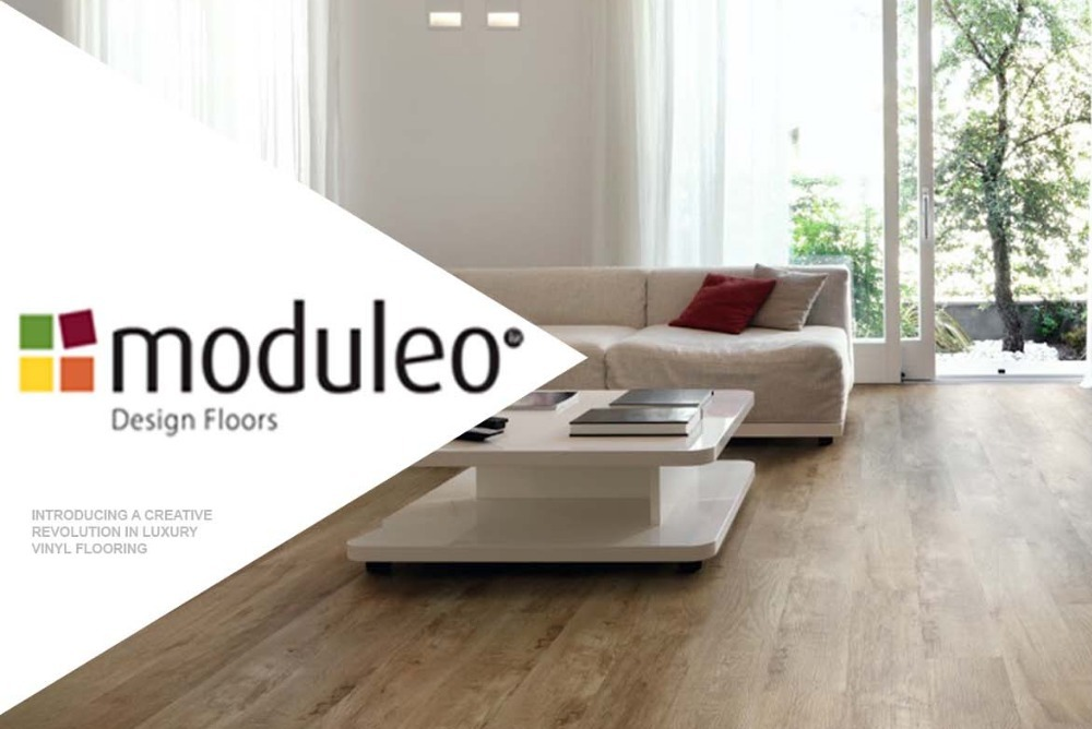 Inspired Floors flooring - Moduleo